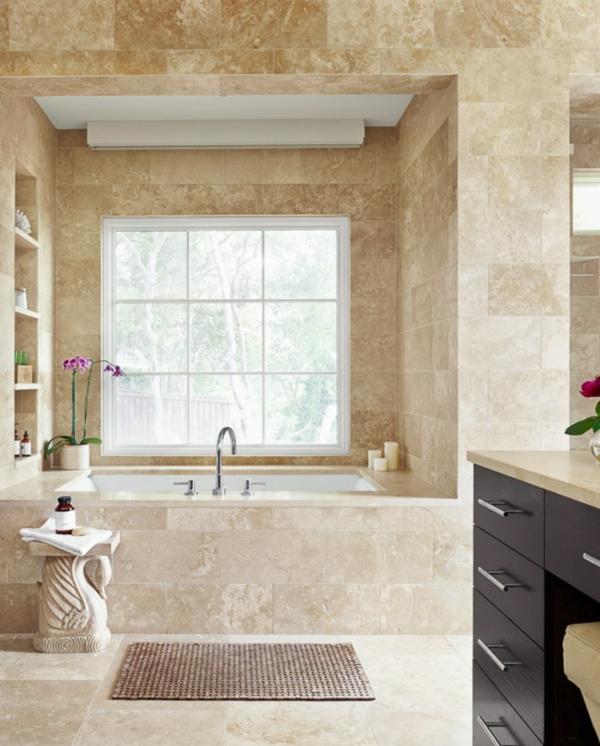 декор модерна баня интериор мрамор