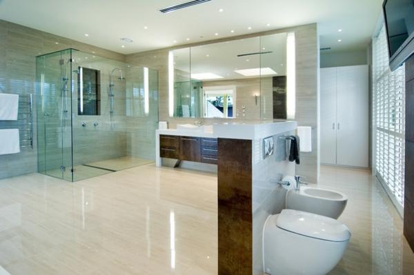 декор модерна баня интериор идеи