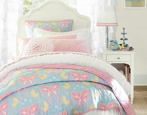 детска стая за момичета розово обзавеждане дизайн