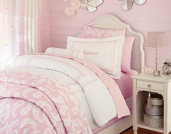 детска стая за момичета идеи розово обзавеждане дизайн