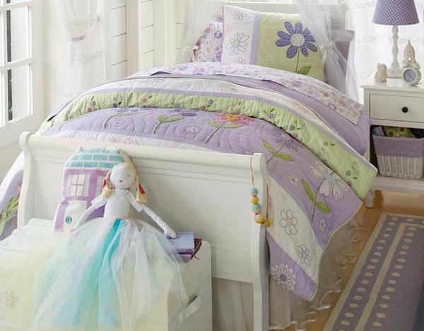 детска стая момичета интериорен дизайн идеи
