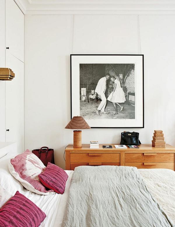 дизайн на апартамент френски стил интериор спалня