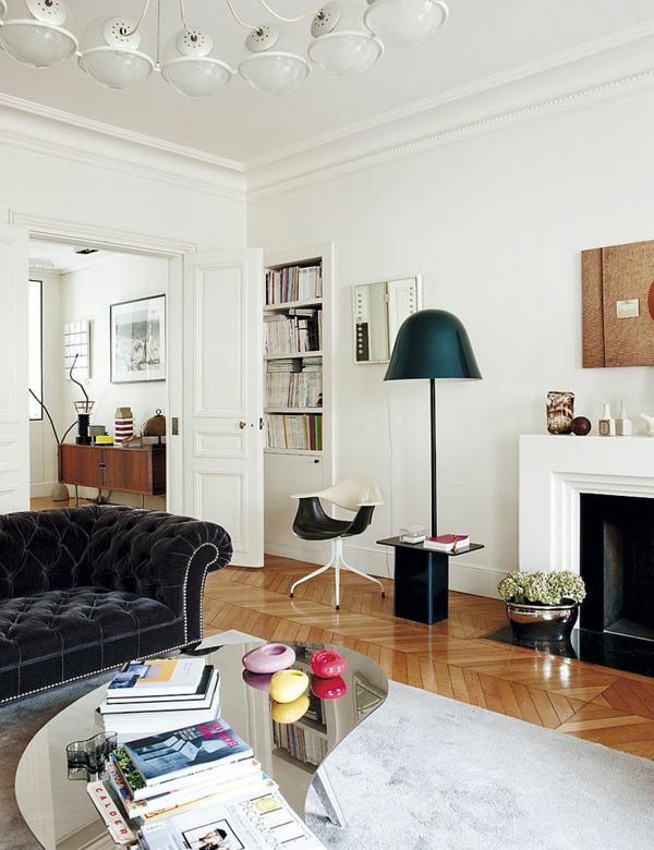 дизайн на апартамент френски стил обзавеждане декорация