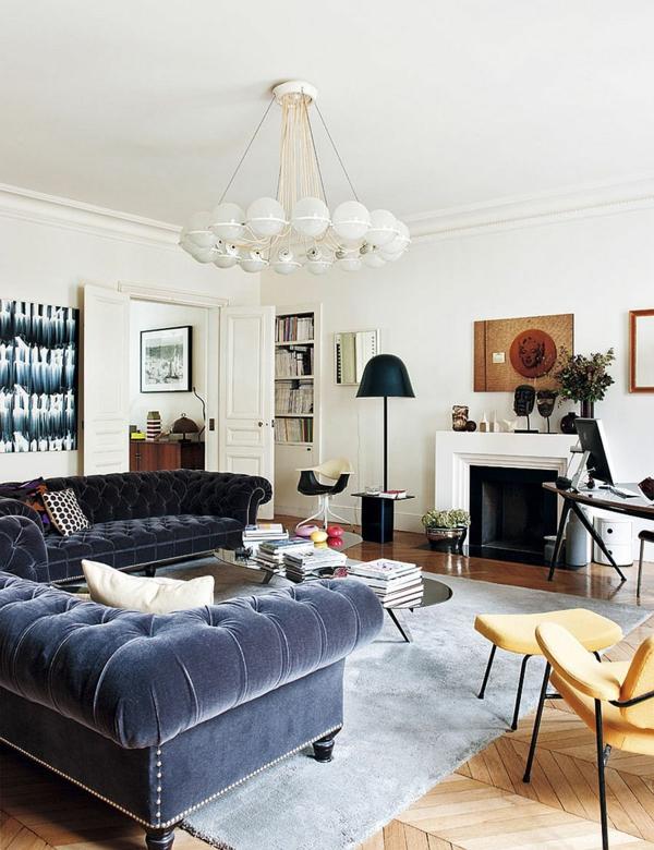 дизайн на апартамент във френски стил обзавеждане