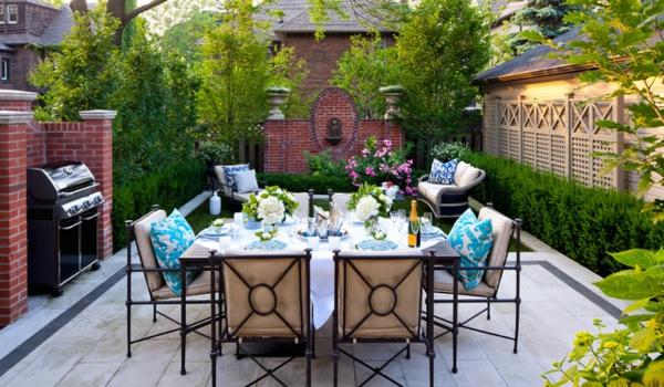 идеи-за-градина-трапезария