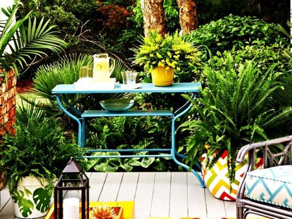 идеи за декорация на градина