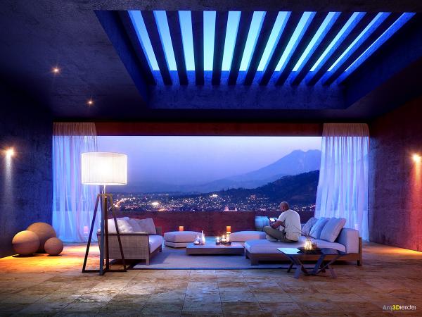 идеи за дизайн на хол модерен интериор