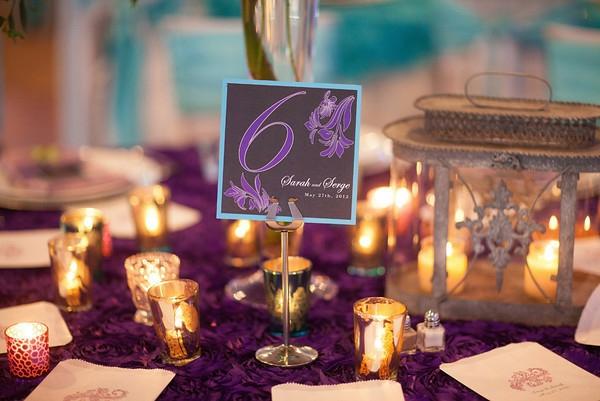 идеи сватбена украса свещи
