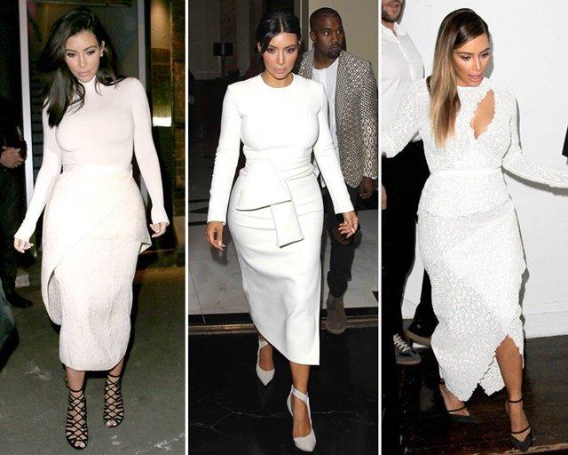 ким-кардашиян-бяла-рокля