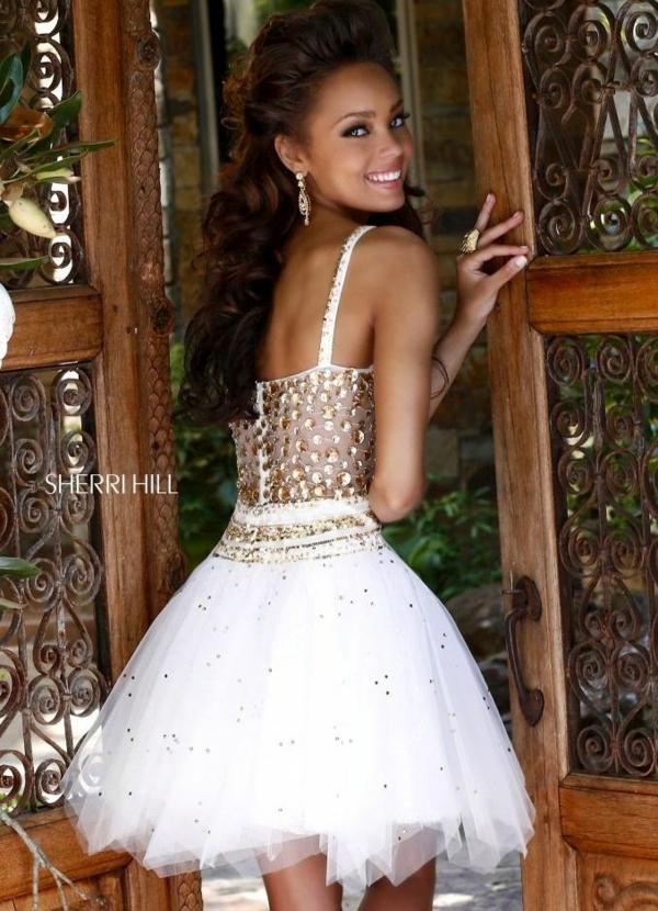 къса-сватбена-рокля-презрамки-тюл