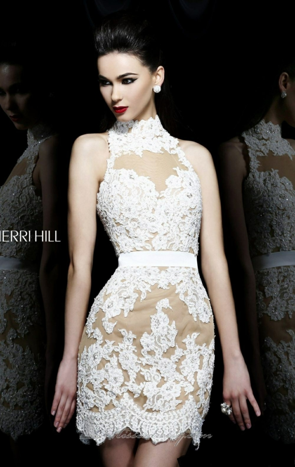къса-сватбена-рокля-дантела