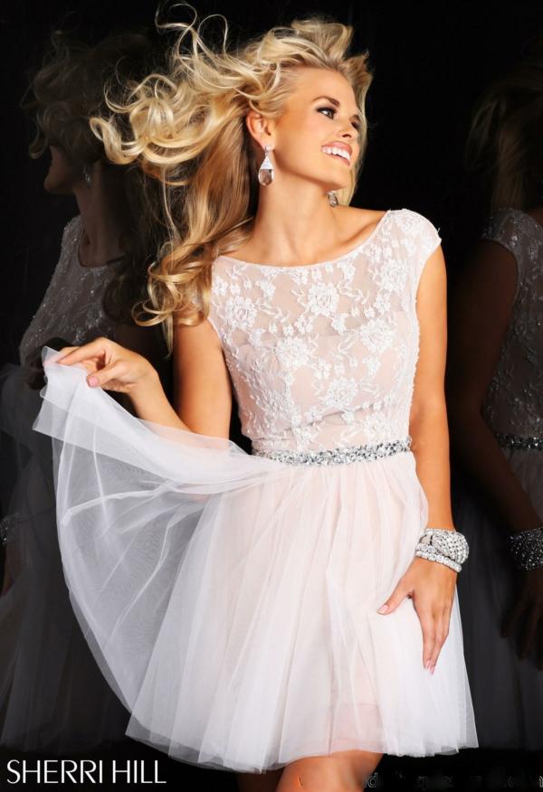 къса сватбена рокля аксесоари