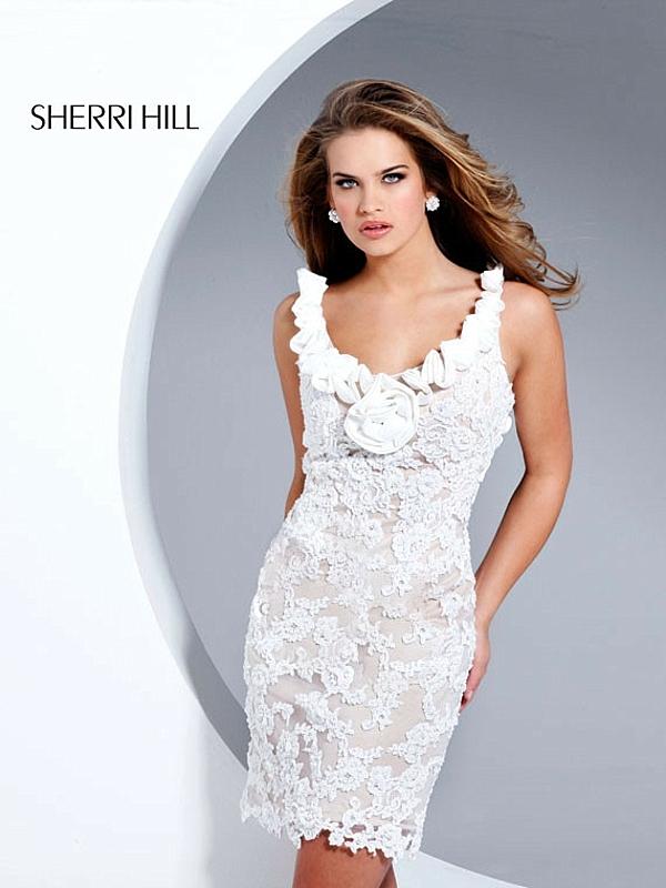 къса-сватбена-рокля-дантела-презрамки
