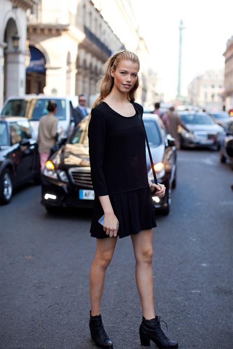 малка-черна-рокля-стрийт-стайл-визии
