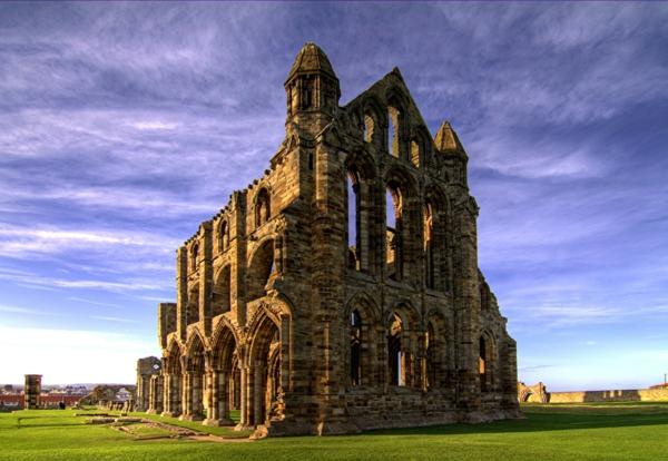 места които да посетите сами англия руини
