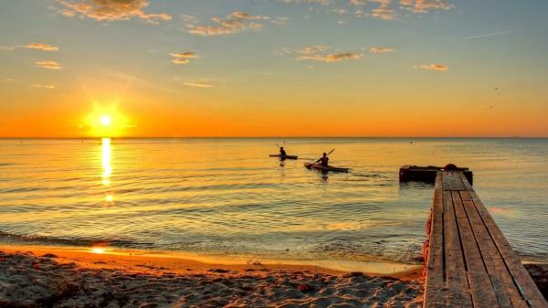 места които да посетите сами море плаж