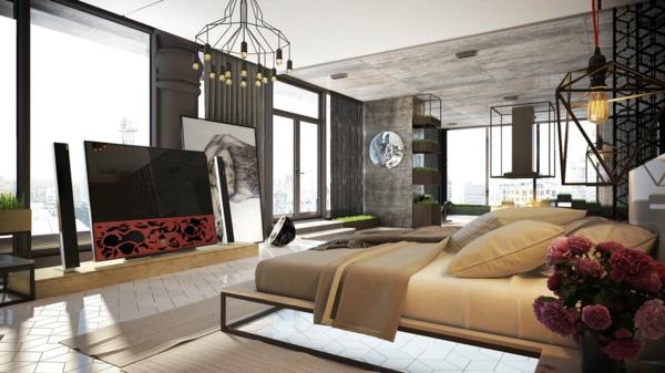 модерни-спални-интериор-дизайн-обзавеждане идеи