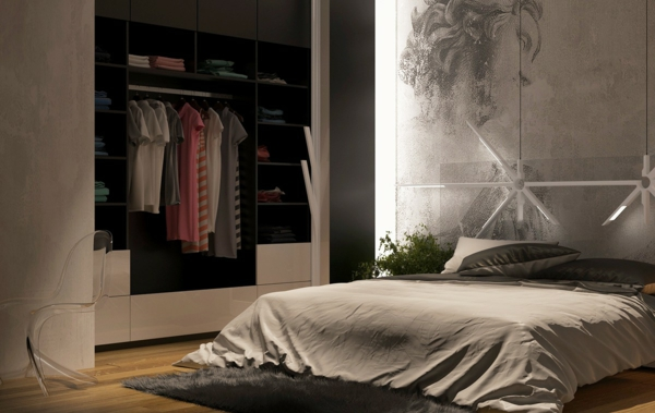 модерни-спални-интериор-гардероб-обзавеждане