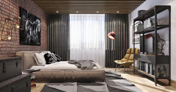 модерни-спални-интериор-обзавеждане