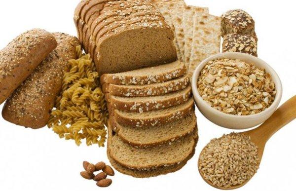 най добрите витамини против стрес пълнозърнести храни