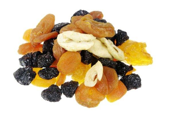 най добрите витамини против стрес сушени плодове