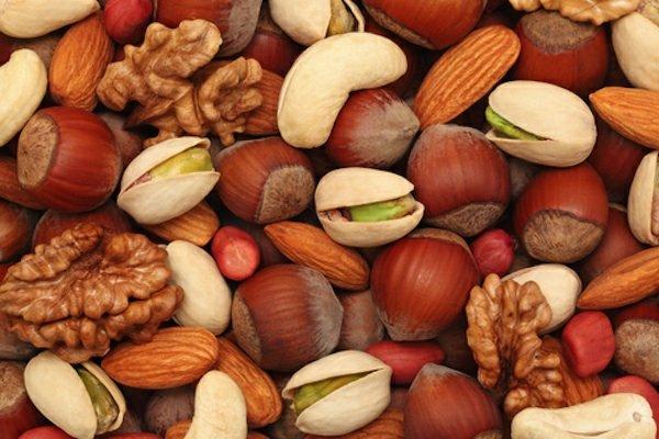 най добрите витамини против стрес ядки