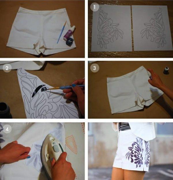 направи-си-сам-декорация-на-къси-панталони-боя