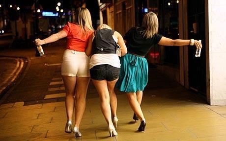 пияни-жени