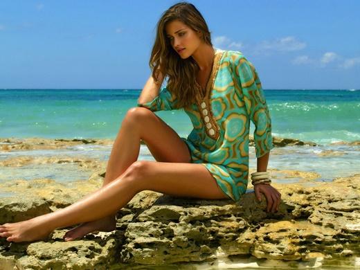 плажни визии в рокля