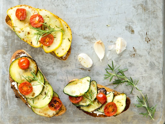 рецепти с тиквички сандвичи