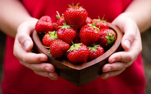 рецепти с ягоди