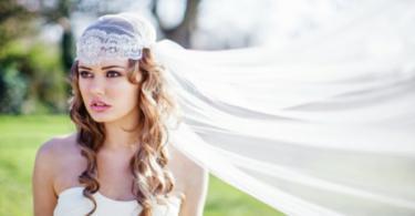 сватбени аксесоари за коса