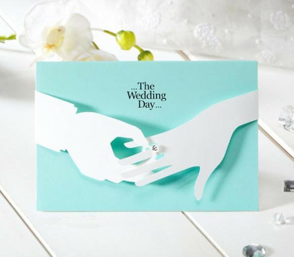 сватбени покани идеи
