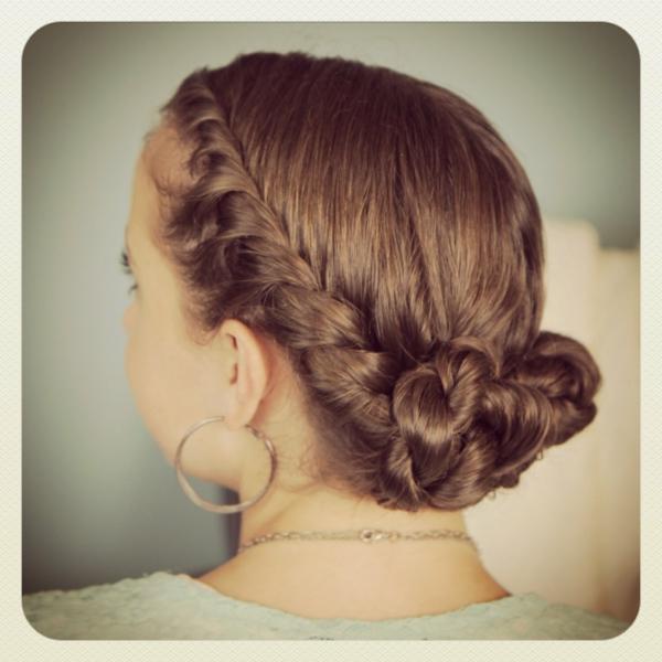 сватбени-прически-с-вдигната-коса-идеи-плитка