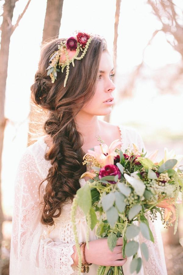сватбени прически 2015 тенденции идеи