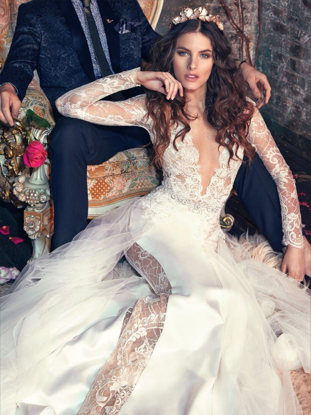 сватбени-рокли-дълъг-ръкав-дантела