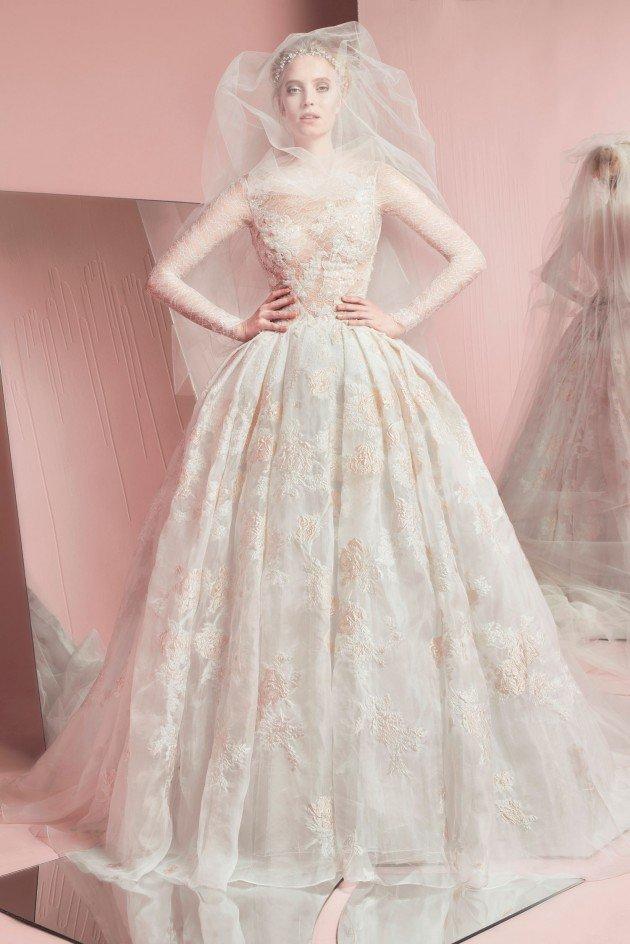 сватбени рокли 2016