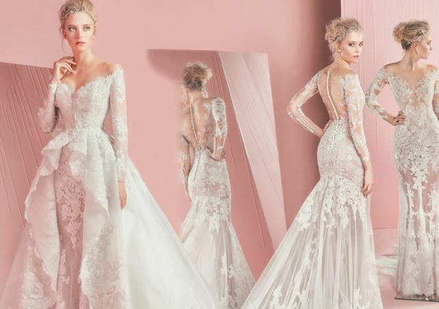 сватбени рокли 2016 Zuhair Murad
