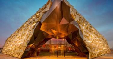 сграда-от-злато-в-Холандия