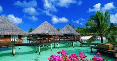 Таити - перлата във Френска Полинезия