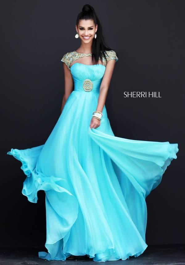 Шаферски-рокли-синьо