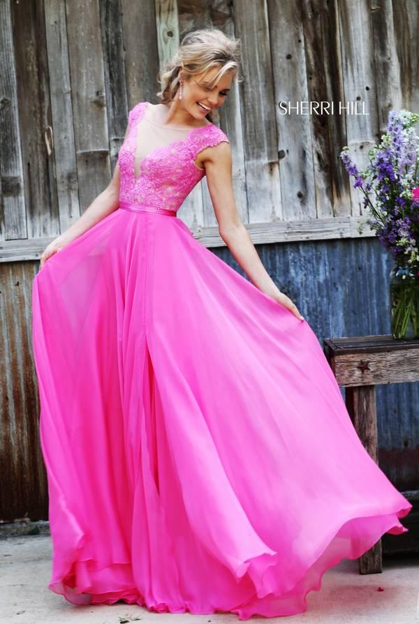 Шаферски-рокли-в-розово