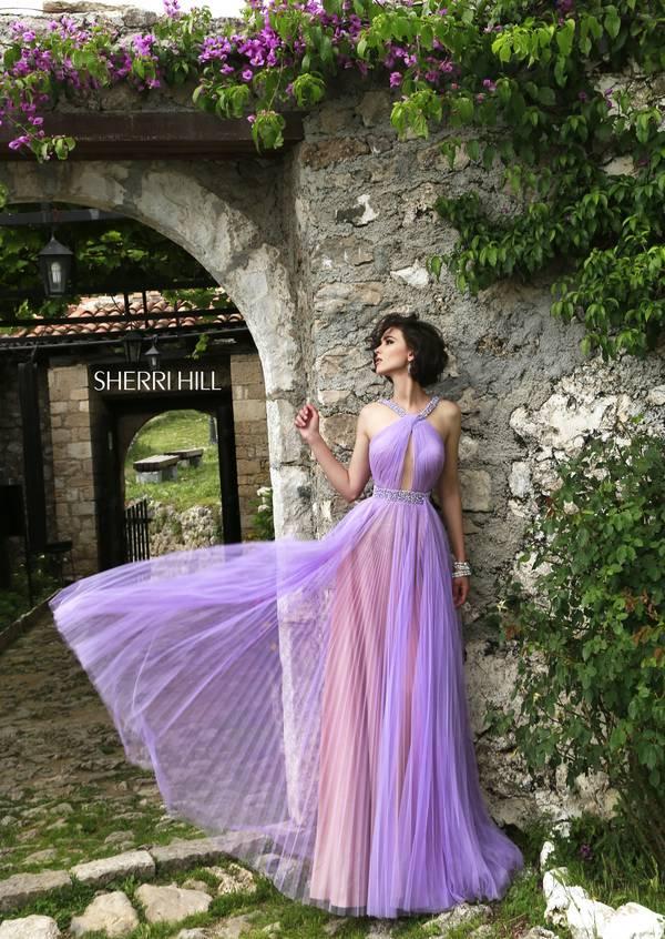 Шаферски-рокли-лилаво