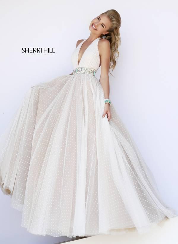 Шаферски рокли в бяло