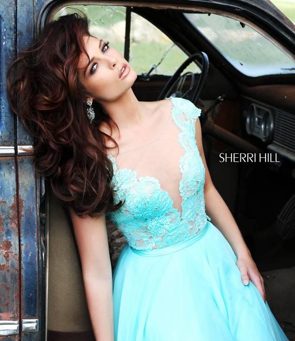 Шаферски рокли в синьо