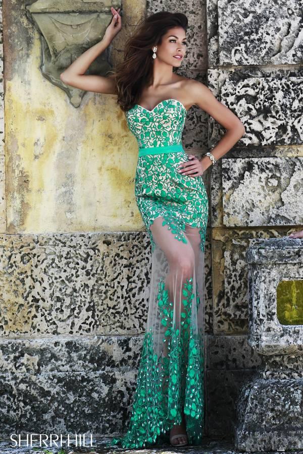 Шаферски-рокли-в-зелено