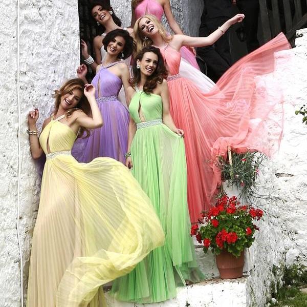 шаферски рокли идеи