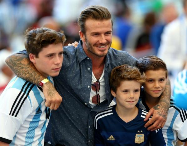 Deivid Bekam deca svetovna kupa futbol