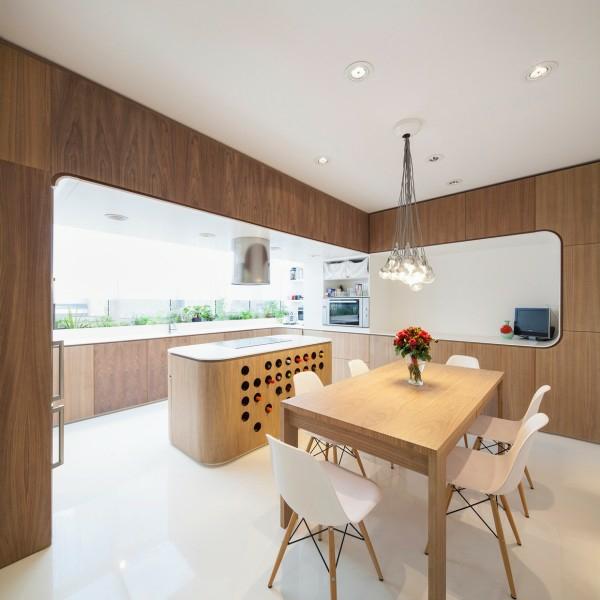 apartament interioren dizain futuristichen stil kuhnq