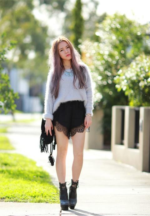 street style cherni danteleni kasi pantalon